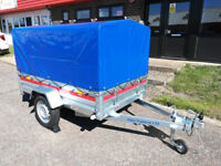 Camping trailer Brand New Single Axle 205cm x 125cm 750kg
