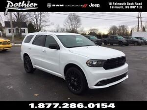 2016 Dodge Durango SXT | LEATHER | SUNROOF | HEATED SEATS |