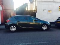 Vauxhall Astra 2010 5Dr Green