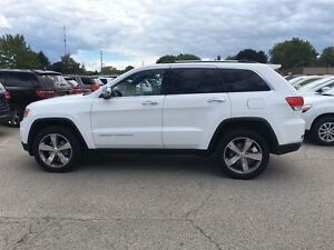 2015 Jeep Grand Cherokee Limited London Ontario image 10