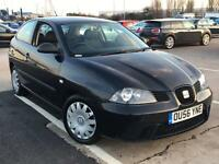 Seat Ibiza 1.2 Reference 2006 + SERVICE HISTORY + SEP 2017 MOT + DRIVES SUPERB
