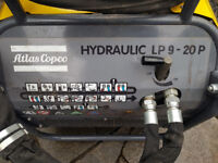 Atlas Copco LP9 20P Hydraulic Power Unit