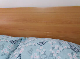 Double bed and Tempur mattress (can deliver)