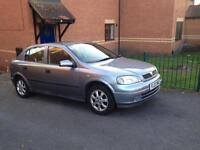 Vauxhall Astra Club 1.6 16v swaps or cash offers