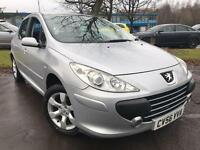 2006 PEUGEOT 307 S 1.6 •1 YEAR MOT• •JUST SERVICED•