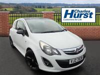 Vauxhall Corsa LIMITED EDITION (white) 2014-03-10