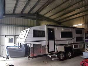 Bushtracker Off-road Caravan 20' Family Van Cairns Cairns City Preview