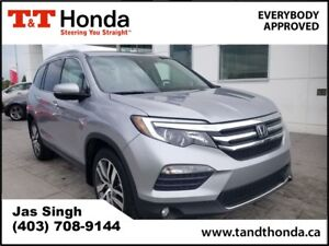 2016 Honda Pilot Touring* DVD, Navi, Leather, Rear Camera *
