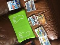 Wii complete System accessories and games