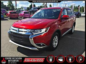 2016 Mitsubishi Outlander SE 3500 LBS 7 PLACES