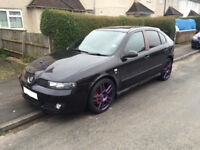 Seat Leon Cupra R Breaking spares all parts available amk bam ko4 turbo 1.8t bremo etc