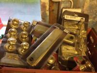 Range of NEW Brass fittings