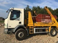 SKIP HIRE/WASTE CLEARANCE/GRAB/SAME DAY SERVICE