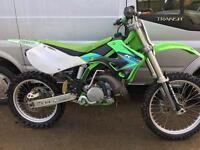 Kawasaki kx 250cc 2002 Motor cross bike
