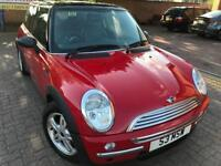 AUTOMATIC Mini ONE 1.6 Petrol, RECENTLY FULLY SERVICED, LEATHER, MOT **CAT D**