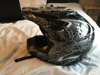 Adults Motorcross/motorbike helmet size m