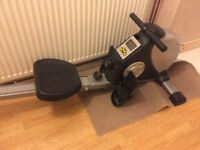 Rowing machine by Exercise Computer - great working condition