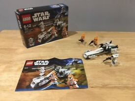 Lego Star Wars Clone trooper battle pack (7913)