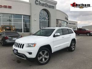 2014 Jeep Grand Cherokee Limited/ FULLY LOADED/$110 wkly
