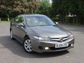 Honda Accord 2.2 i CTDi EX Diesel 2 Years Warranty, Sat Nav Leather not mercedes bmw audi volkswagen