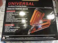 Universal Framing,Fixing Guns and Nails