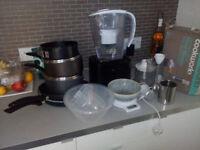 Kitchen utensils package