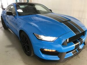 2017 Ford Mustang Shelby Comfort Package Navigation Cooled Seats