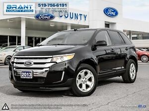 2013 Ford Edge SEL - CLEAN CARPROOF, LEATHER!