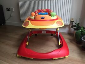 Chicco Band Baby Walker - Race