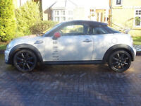 MINI COUPE 1.6 COOPER 2d 120 BHP BLUETOOTH ++ DAB RADIO ++ FULL SERVICE RECORD ++
