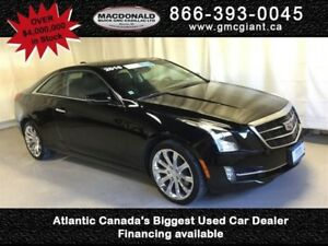 2016 Cadillac ATS 2.0 Turbo Premium Collection - $242.04 B/W