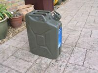 20Ltr Jerry Can.