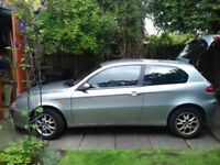Nice Alfa Romeo for sale with a full years MOT