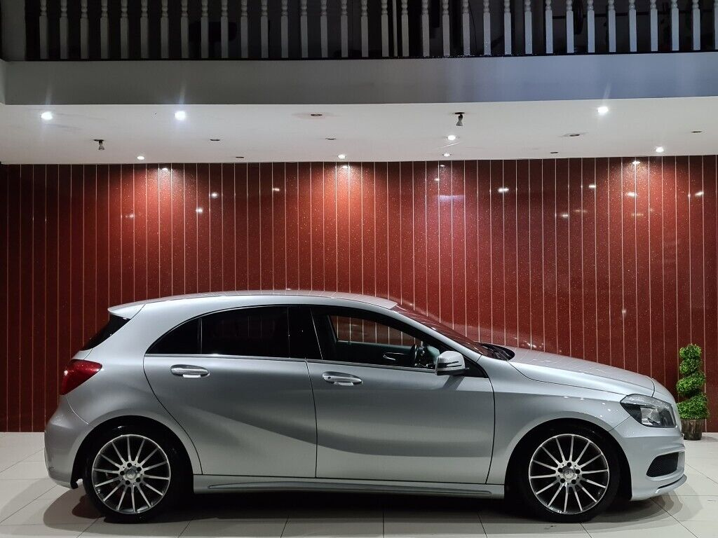 2014 63 Mercedes A CLASS-A180 cdi AMG SPORT- AUT0 - FULL MERCEDES SERVICE HISTORY -PX WELCOME