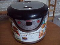 'TEFAL' MULTI-FUNCTIONAL ELECTRIC COOKER - BRAND NEW - Any REASONABLE offers accepted