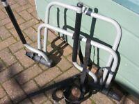 Discovery bike rack.