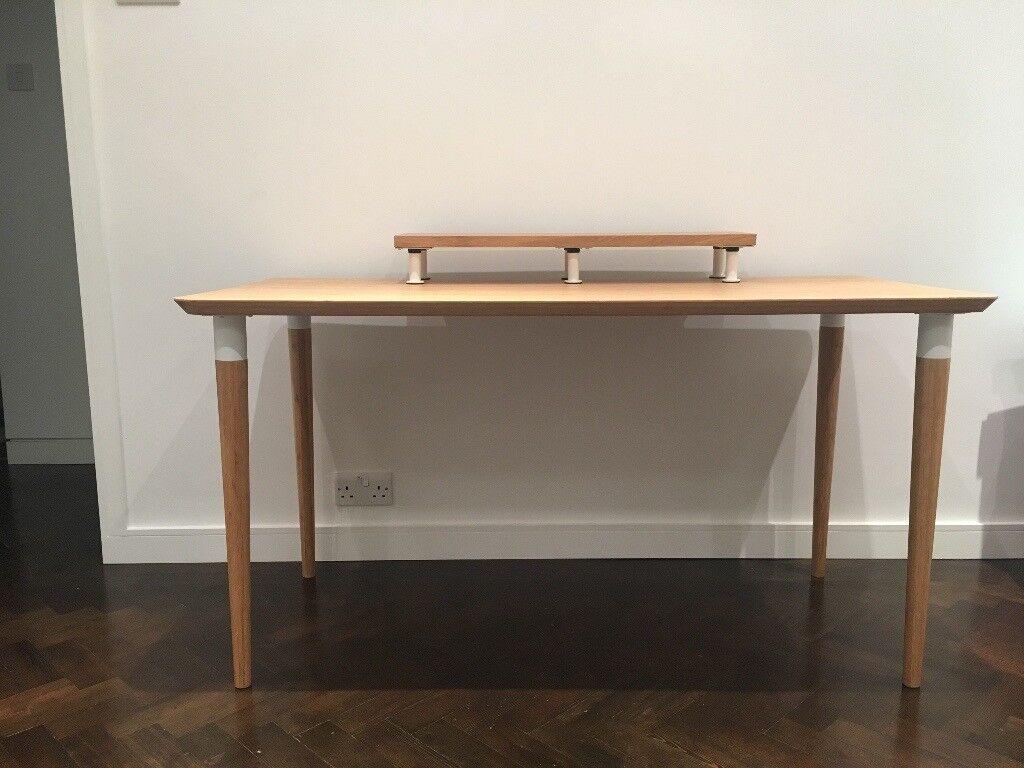 Ikea hilver desk workstation in muswell hill london gumtree