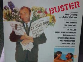 PHIL COLLINS BUSTER LP