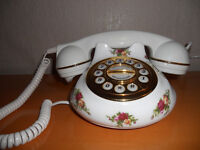 Royal Albert Old Country Roses telephone