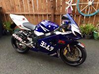 ++++++ SUZUKI GSXR 750 +++++ Honda Yamaha r1 r6 fireblade bmw ninja Suzuki gsxr Belfast cbr ++++++++