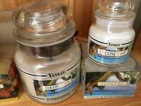 Yankee Candles - Rare/old.