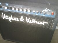 hughes and kettner old school guitar combo