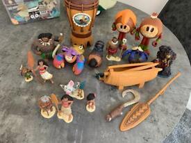 Moana figures