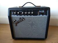 Fender Frontman 15G Amp - good for beginners