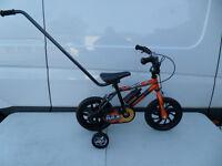 Sunbeam MX12 Kids Childs Bike Brand New Unused Fully Built 12 Inch Wheel