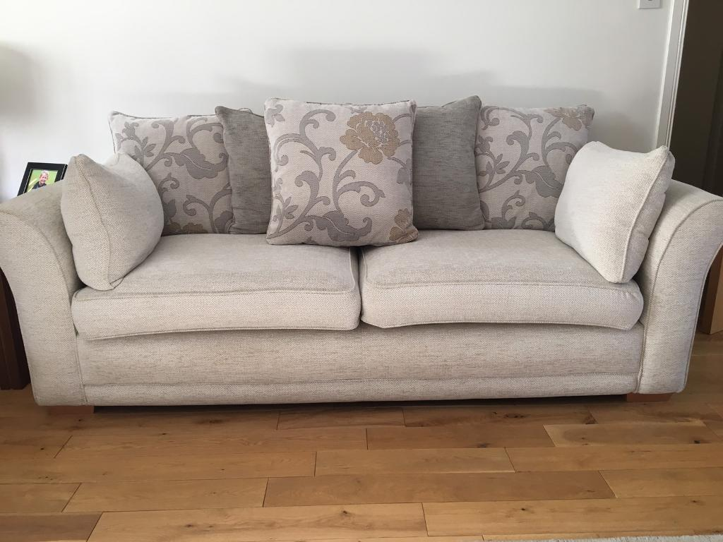 Scs Toulon Range Large Sofa In Tranent East Lothian