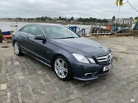 Mercedess 2010 e350 coupe 67430 miles very good condition new mot Sat Nav