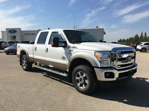 2012 Ford F-250 Lariat FX4, Moon Roof, Leather Seats