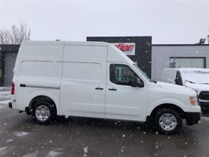 2017 Nissan NV 2500 S. fin or lease from 4.99%oac