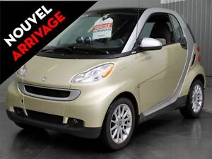 2009 smart fortwo A\C MAGS TOIT PANO-VISION SEULMENT
